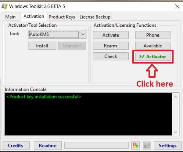 windows 10 crack activator